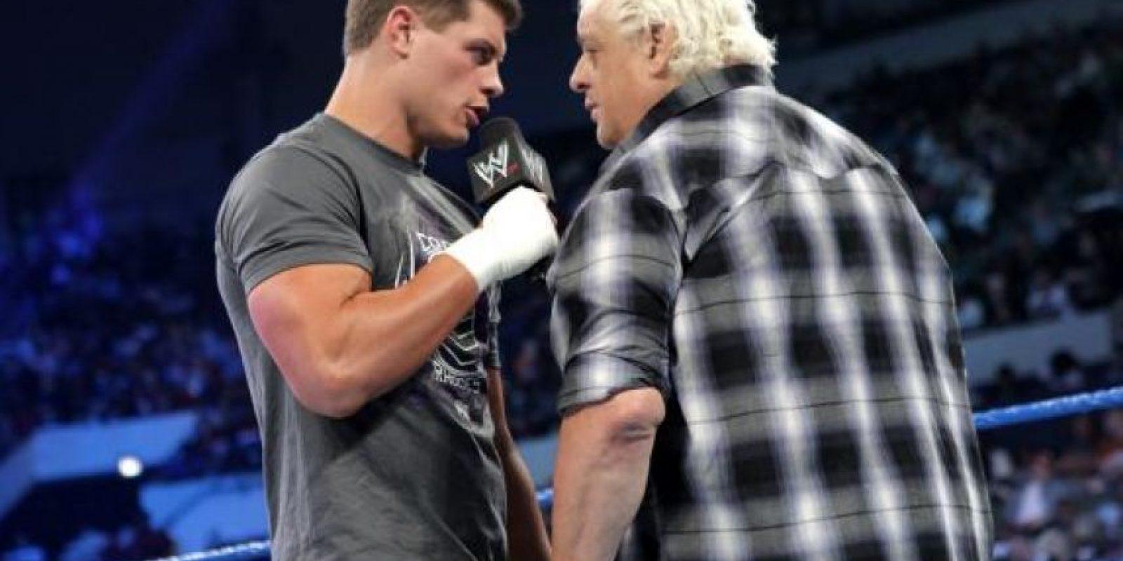 Es padre de Goldust y Stardust Foto:WWE