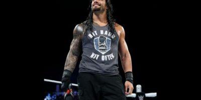 """Fue parte del """"Escudo"""", junto a Dean Ambrose y el actual campeón Seth Rollins Foto:WWE"""