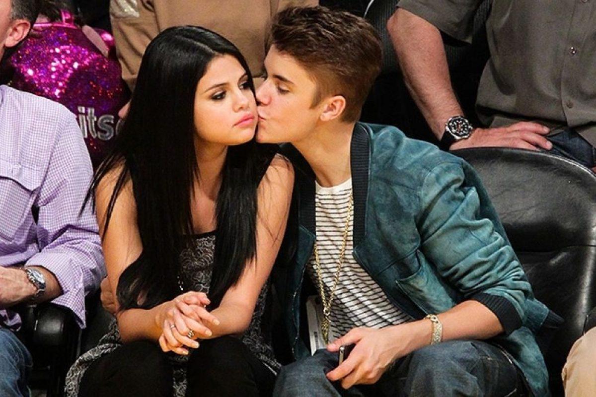 Selena Gómez y Justin Bieber Foto:Agencias