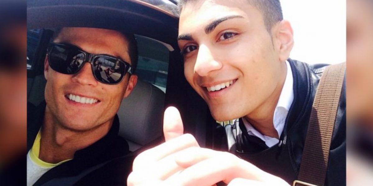 Conozcan al joven que gasta una fortuna para parecerse a Cristiano Ronaldo