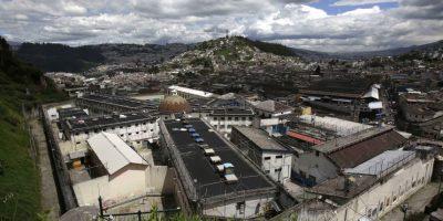 FOTOS. Visita por un antiguo penal ecuatoriano