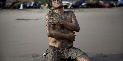FOTOS. Enfermos buscan salud en el Pacífico