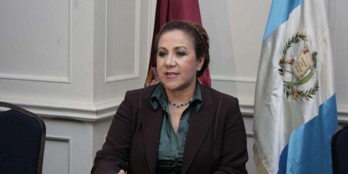Magistrada Blanca Stalling tiene permiso para ausentarse un mes