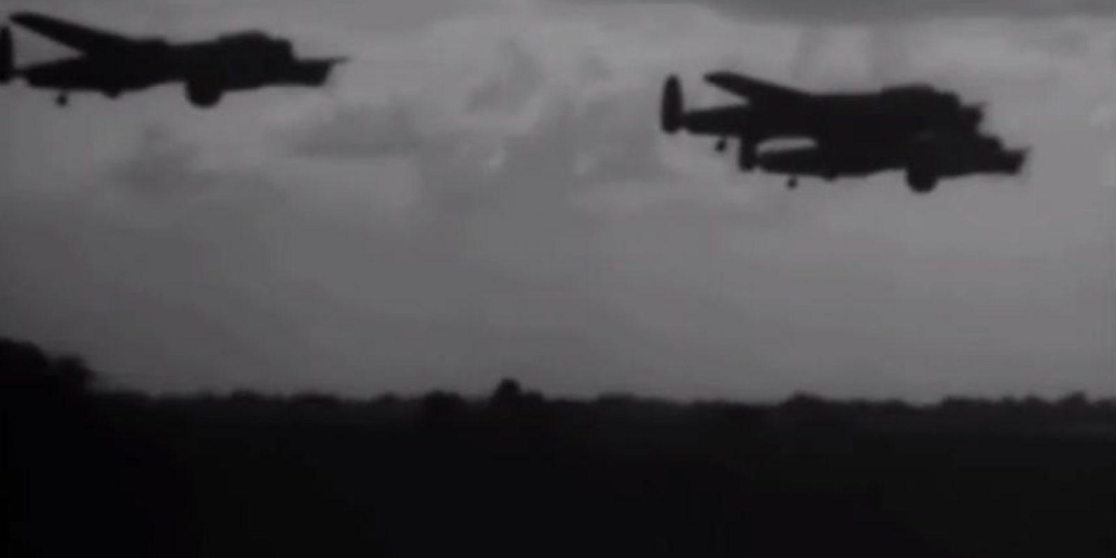 Lucas se inspiró en dos The Dam Busters (1955) y 633 Squadron (1964). Foto:YouTube