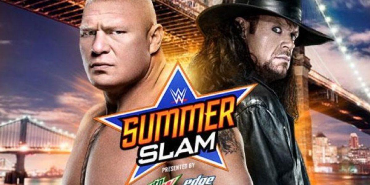 10 cosas que deben saber de SummerSlam, el próximo evento de la WWE
