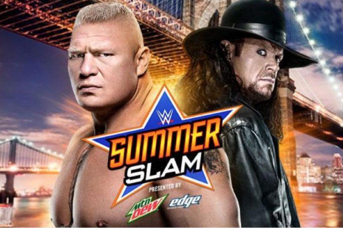 1. La primera edición de este evento se llevó a cabo en 1988, en el Madison Square Garden Foto:WWE