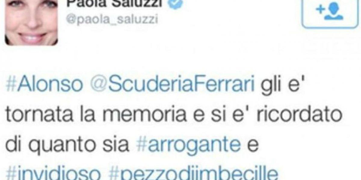 Periodista que insultó a Fernando Alonso en Twitter fue despedida