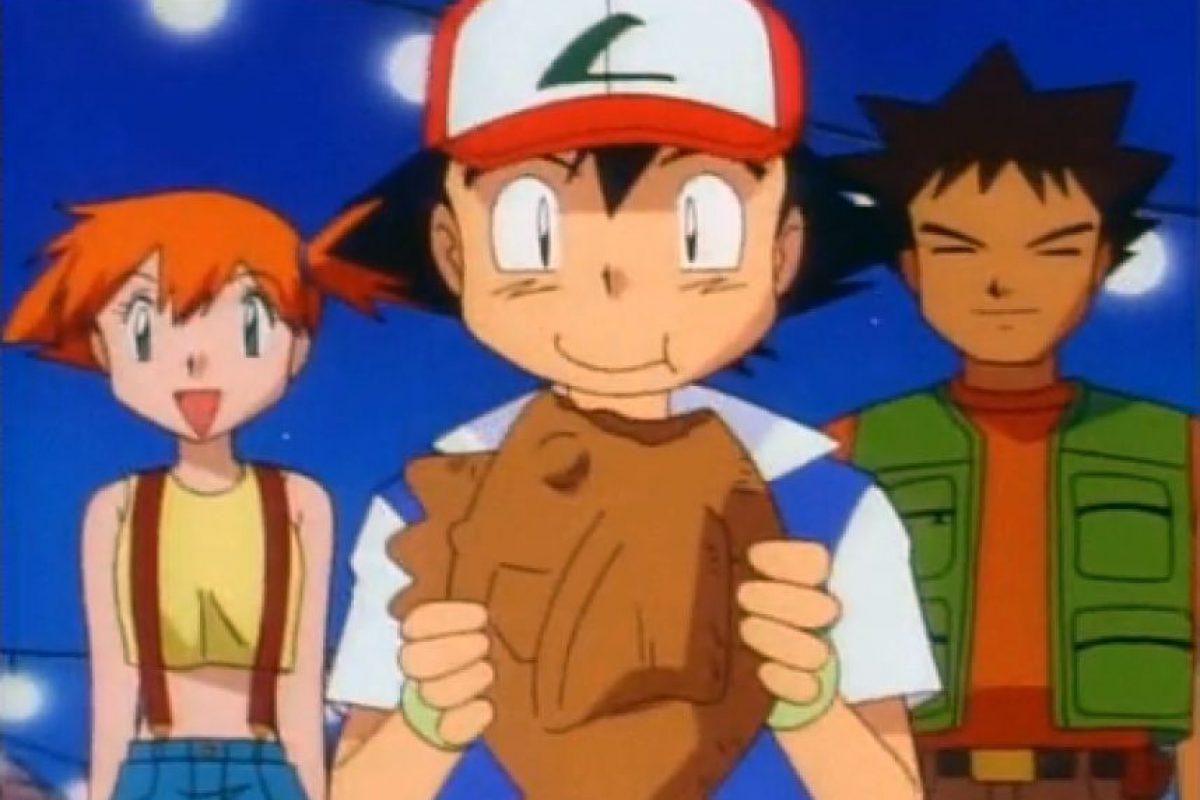 En este universo, los Pokemon también sirven para alimentar a las personas. Foto:YouTube