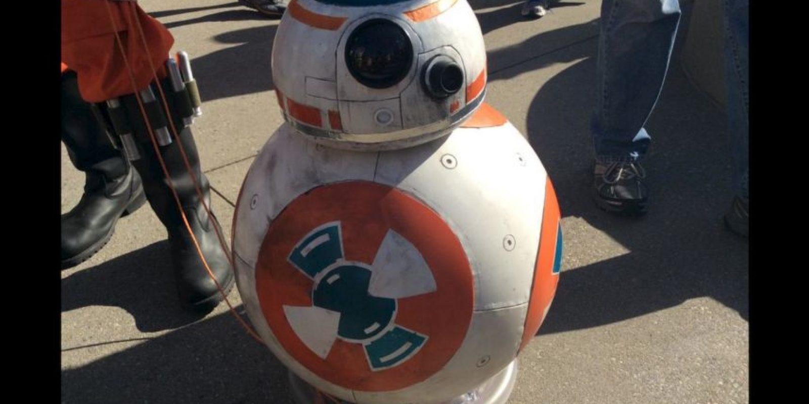 El personaje fue creado entre Disney y George Lucas, dueño y creador de la historia. Foto:twitter.com/fayerwayer/