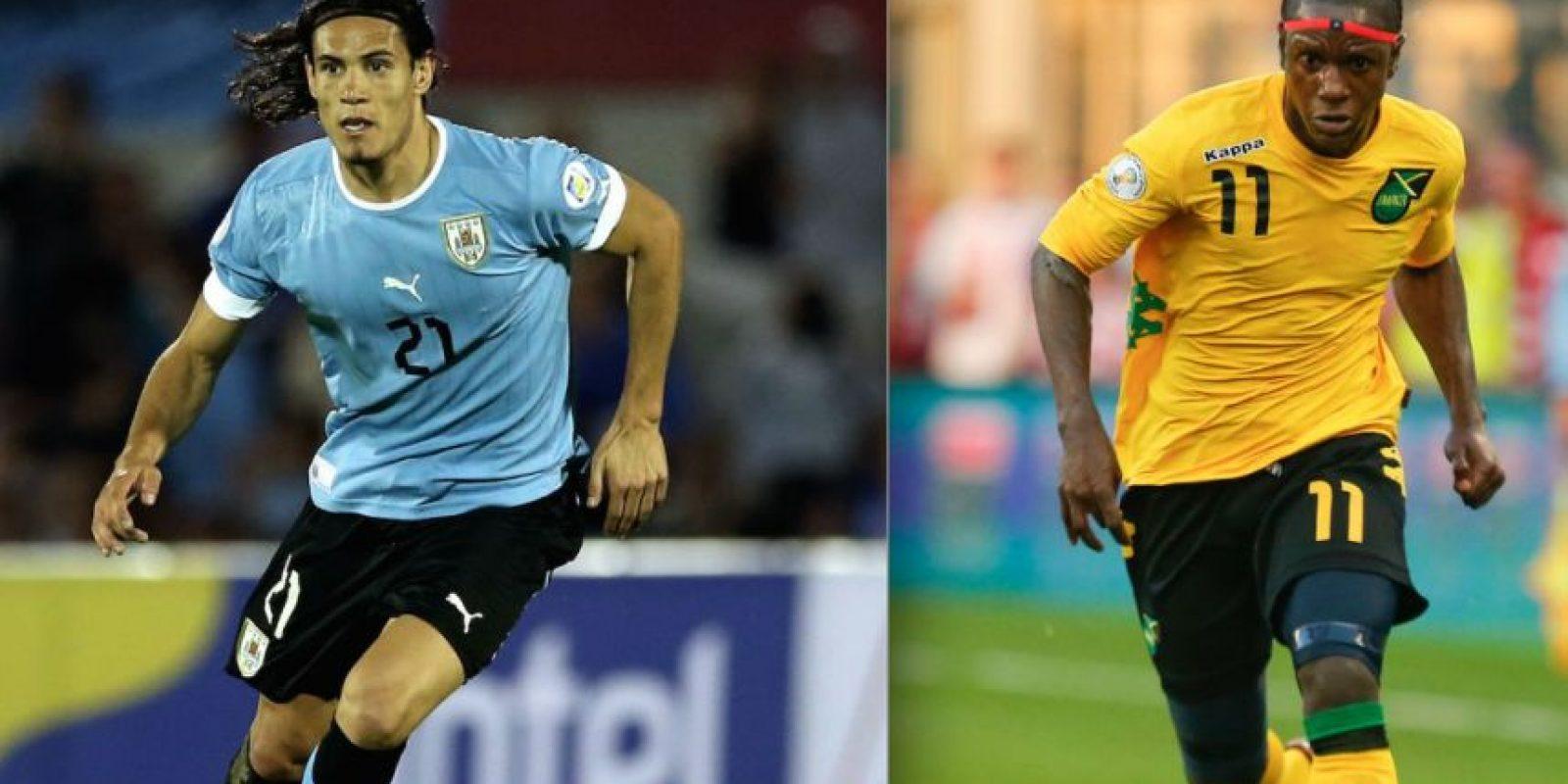 Uruguay se enfrenta a Jamaica en el primer encuentro del grupo B de la Copa América 2015. Foto:Getty Images
