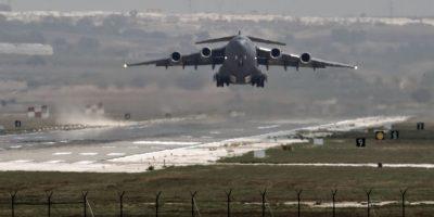 El Gobierno turco estalló cuatro bombas contra ISIS. Foto:AP