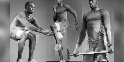El entrenamiento de Usain Bolt para ser el hombre más rápido del mundo