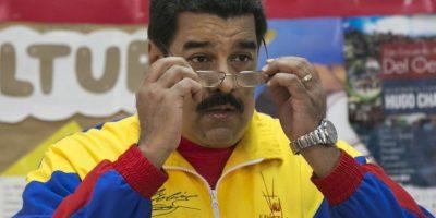 Debido a que Nicolás Maduro ha encarcelado a políticos es acusado de represor. Foto:AP