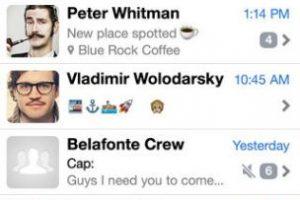 En ocasiones no saben ni quién manda mensajes, pero siguen ahí y llegan las notificaciones a todas horas. Foto:WhatsApp
