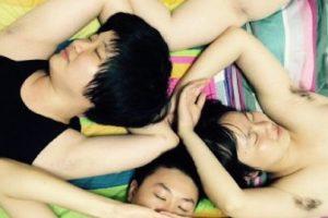 La feminista Xiao Yue fue impulsora de la tendencia. Foto:vía Weibo