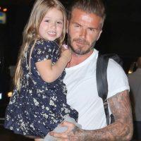Harper es la princesa número 1 para David Beckham. Foto:Grosby Group