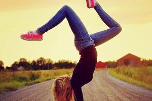 Si van a un gimnasio, muestren cada paso de la rutina. Foto:vía Instagram