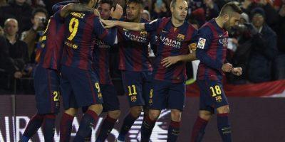 El PSG sueña con vencer al Barcelona y a sus estrellas. Foto:AFP