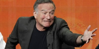 Robin Williams falleció el agosto del año pasado. Foto:Agencias
