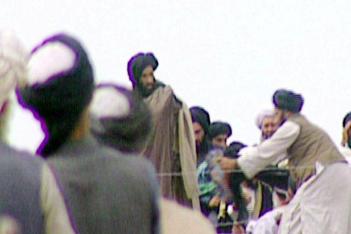 Falleció en abril de 2013, en Pakistán Foto:AFP