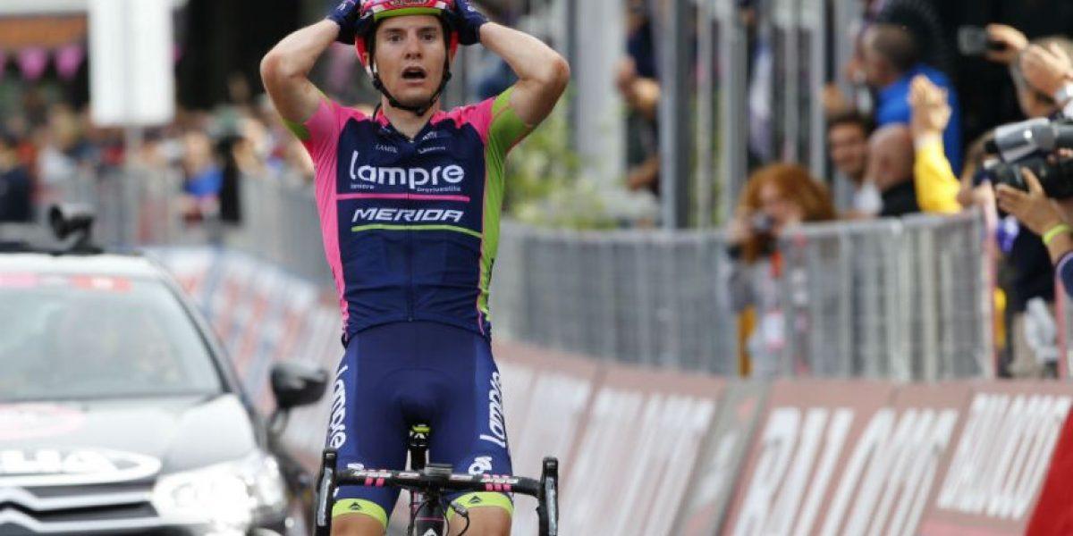 VIDEO. Polanc gana la quinta etapa y Contador empieza su dominio en el Giro de Italia