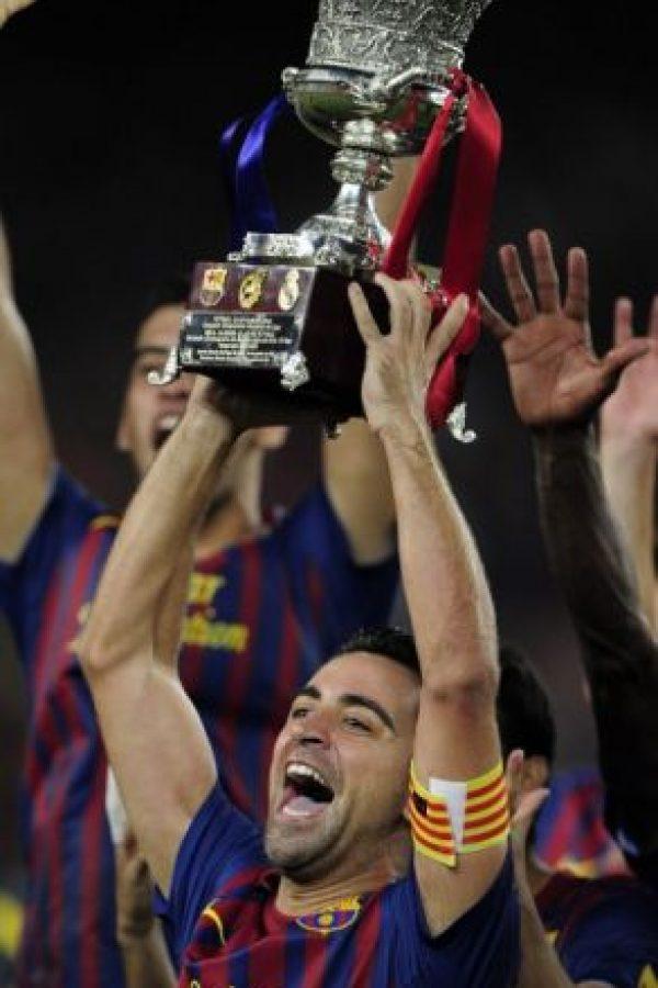 Pertenece al Barcelona desde los 11 años Foto:Getty Images