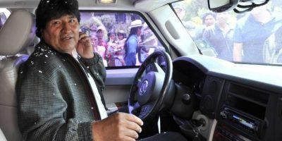 11. En 2009 se realizó la Asamblea Constituyente, con la que se creó la nueva Constitución de Bolivia Foto:AFP