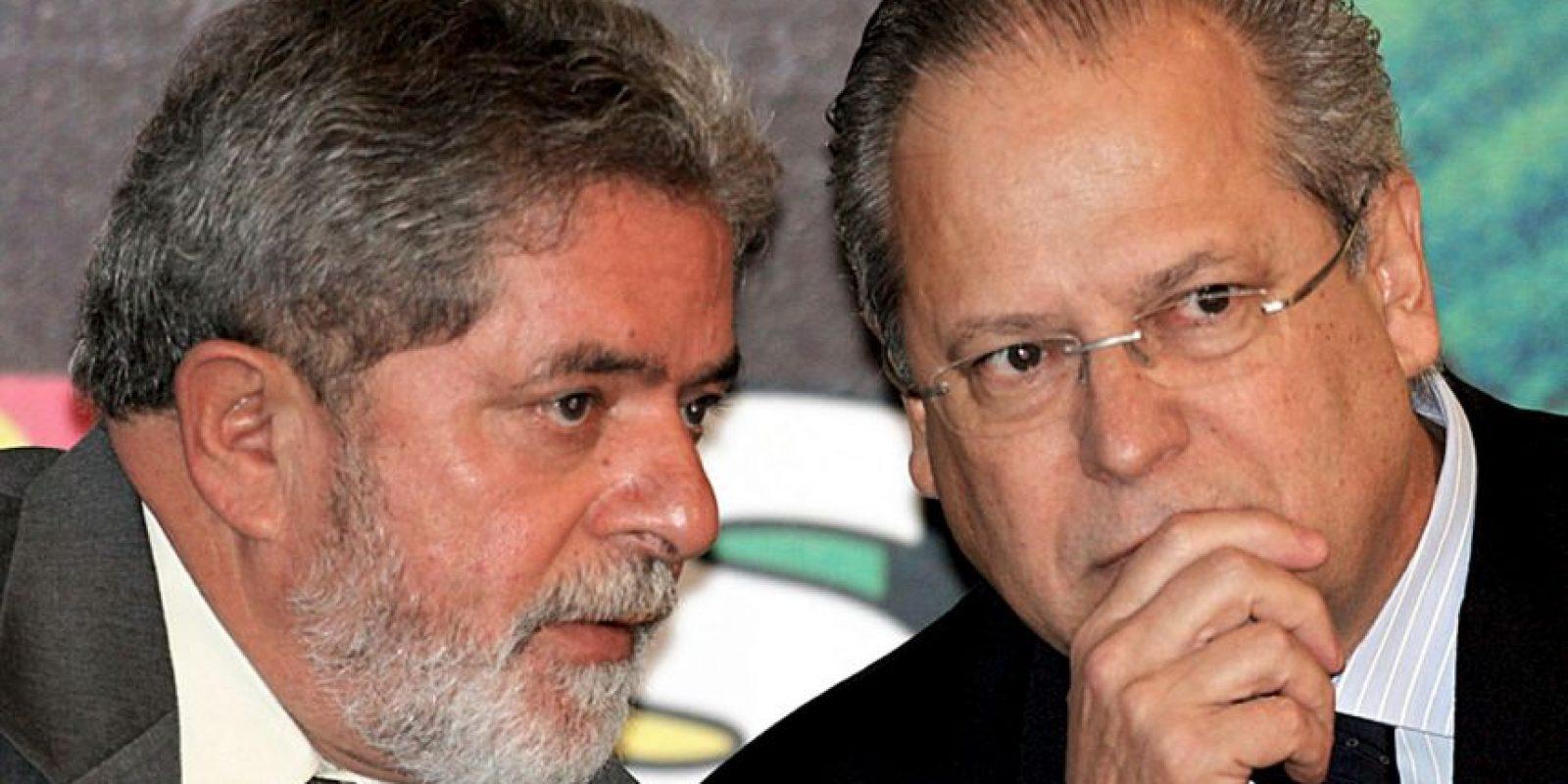 Dirceu se encontraba en arresto domiciliario en su casa por estar relacionado con otro caso de corrupción. Foto:AFP