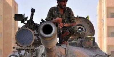 Sus agresores eran miembros del Frente al Nusra, la filial de Al Qaeda. Foto:AFP