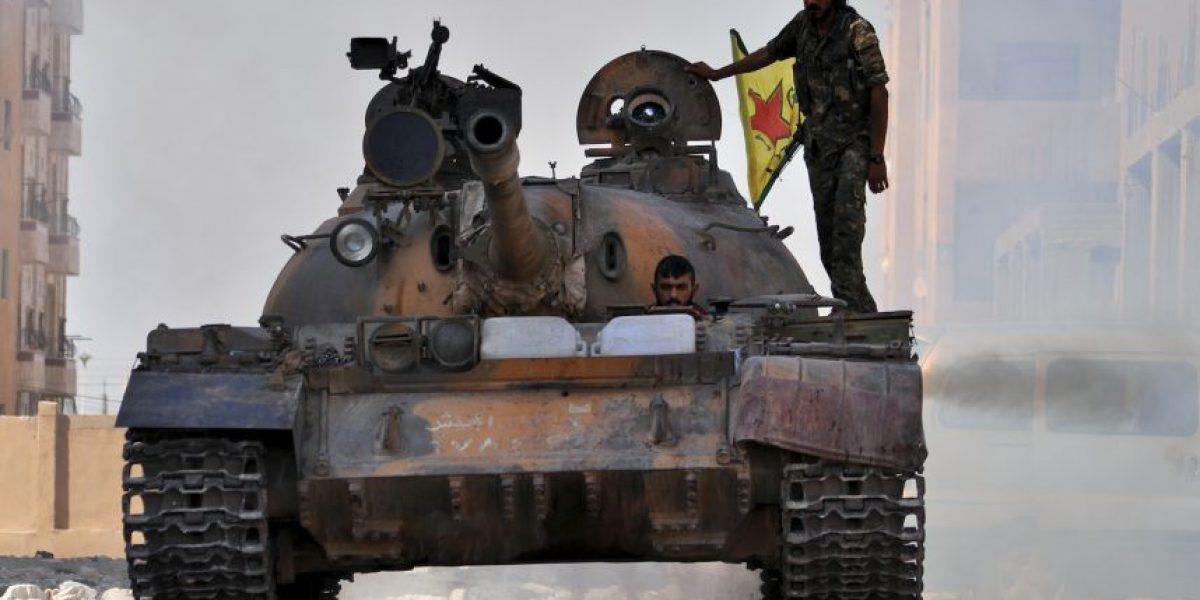 Falla plan del Pentágono para enfrentar a ISIS