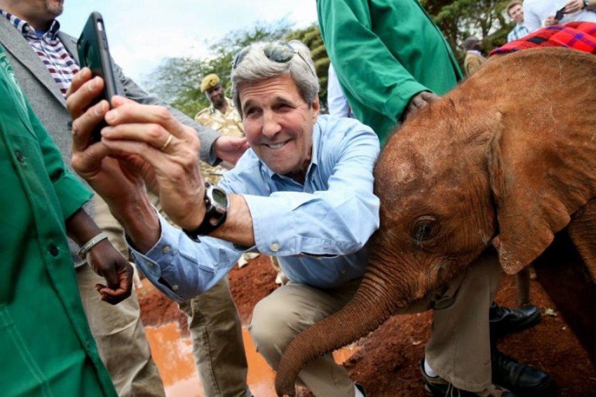 John Kerry, secretario de Estado de Estados Unidos Foto:AFP