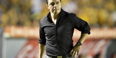 Ganó la Libertadores como futbolista y ahora como DT Foto:Getty Images