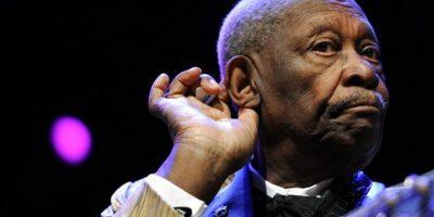 Famosos se despiden de la leyenda del Blues B.B. King