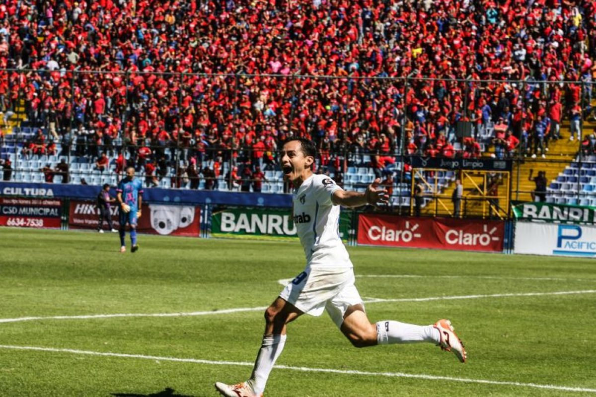 El primero de los dos duelos se jugará en el estadio Mateo Flores. Foto:Publinews