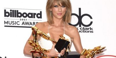 Taylor Swift brilló en la gala de los Billboard Music Awards 2015