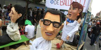 Este 1 de agosto habrá un desfile bufo contra la corrupción