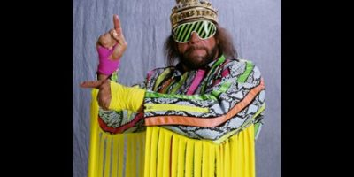 "2. ""Macho Man"" Randy Savage Foto: WWE"