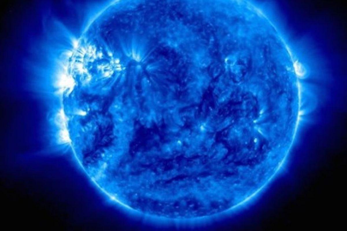 Fotografía ultravioleta del Sol, tomada en marzo pasado. Foto:Instagram.com/NASA