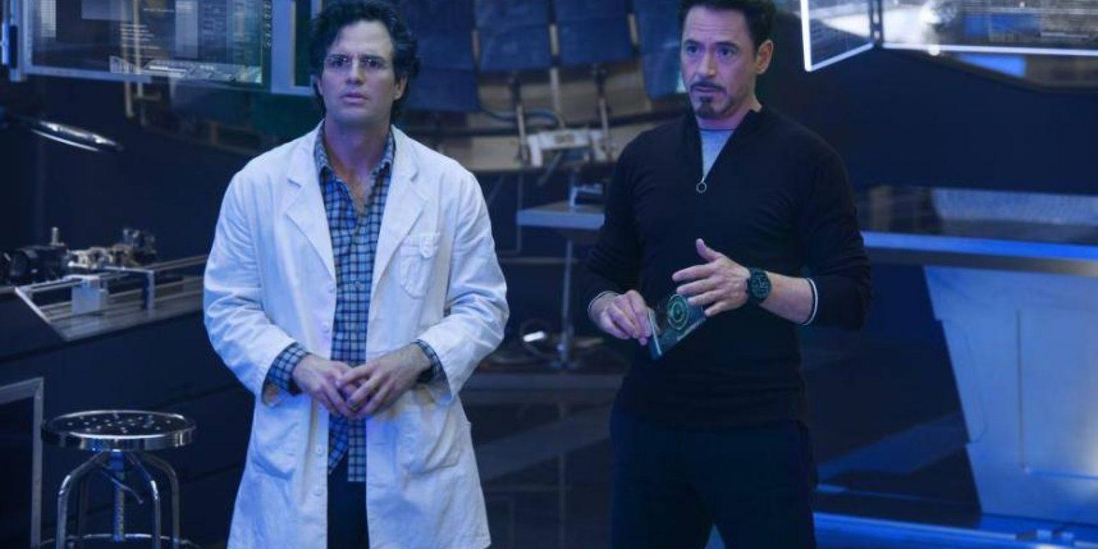 """El actor interpreta a """"Bruce Banner"""", quien a su vez se transforma en """"Hulk"""" Foto:vía facebook.com/avengers"""