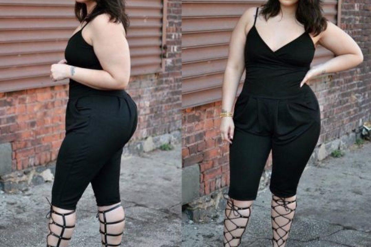 La última fue reseñada en portales como Style.com. Tiene 162 mil seguidores en Facebook. Foto:vía Facebook/Nadia Aboulhosn.