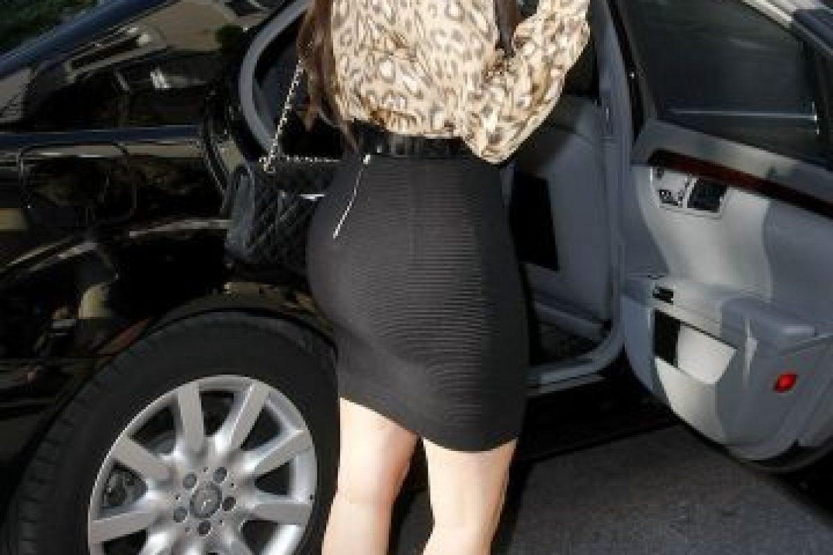 Kim Kardashian es una empresaria y modelo. Foto:Getty Images