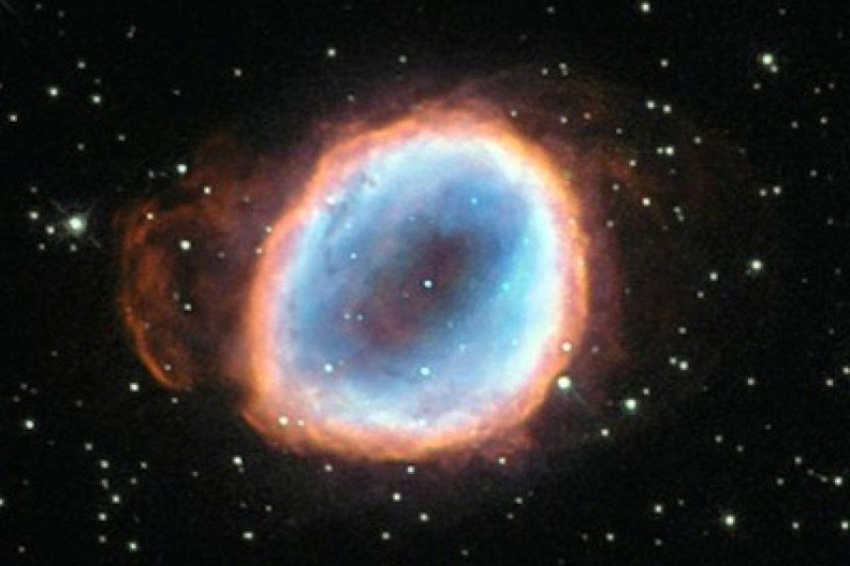 Un estrella muriendo captada por el telescopio espacial Hubble Foto:Instagram.com/NASA