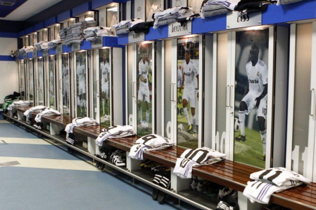 Estadio: Santiago Bernabéu Foto:Getty Images