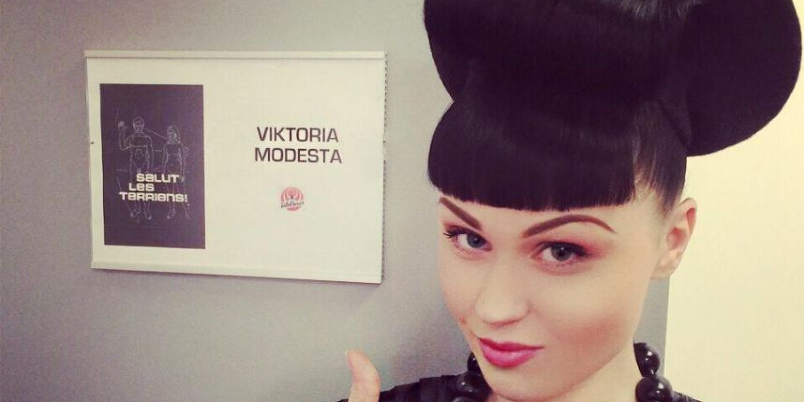 En 2012 lanzó su primer álbum, en formato digital. Foto:vía Facebook/Viktoria Modesta