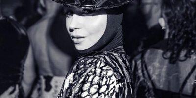 Cantó en la Semana de la Moda de Londres en 2009. Foto:vía Facebook/Viktoria Modesta