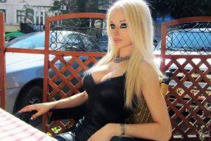Tiene 29 años Foto:facebook.com/ValeriaLukyanova