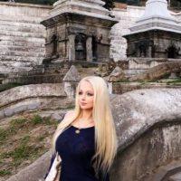 """Valeria Lukyanova, la """"Barbie"""" Humana. Foto:vía Facebook/Valeria Lukyanova"""
