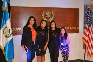 Foto:Facebook Consulado Guatemala-Miami