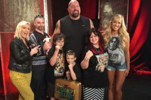 Y Big Show, entre otros. Foto:Vía facebook.com/wwe