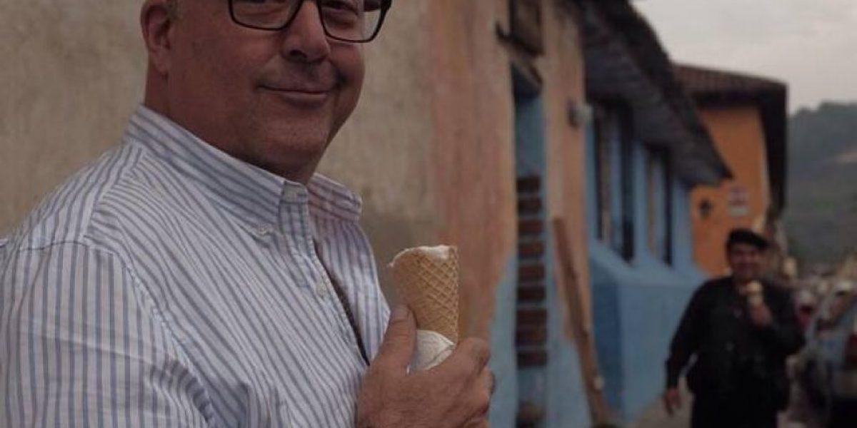 La gastronomía exótica guatemalteca cautivó al famoso chef Andrew Zimmern